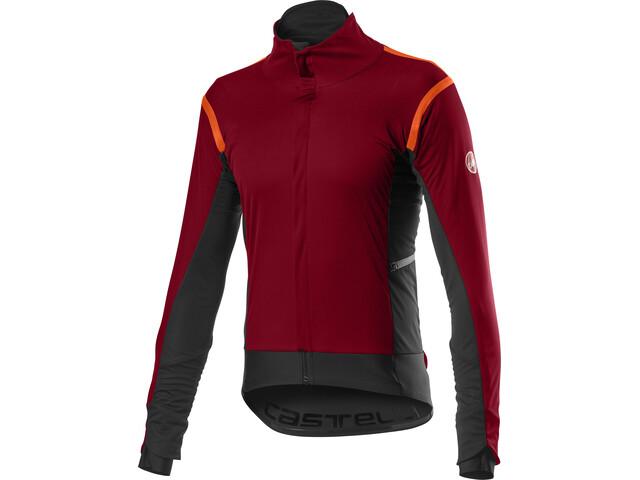 Castelli Alpha RoS 2 Jacket Men pro red